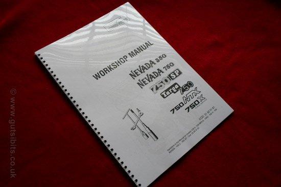 moto guzzi nevada repair manual