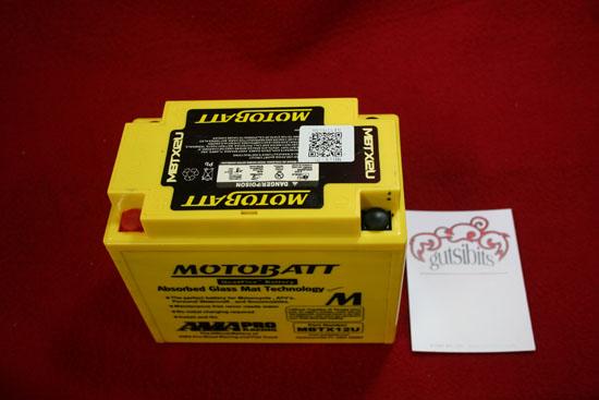 Moto Guzzi 1000CC VI0 Centauro Sport GT 1999-2019 Replacement Battery